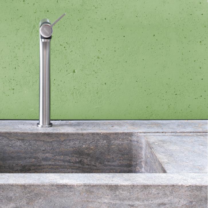 Die Gartenküche aus Stein, MKA01 Becken